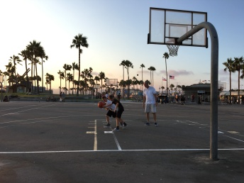 basketball-beach